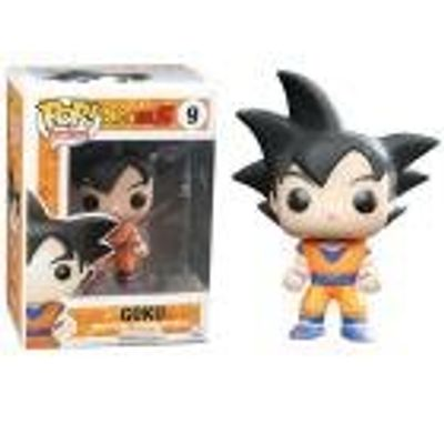 Boneco Funko Pop Dragon Ball Goku Black Hair Exclusivo 9