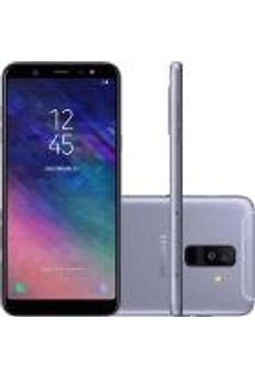Smartphone Samsung Galaxy A6+ 64Gb Dual Android 8.0 Tela 6