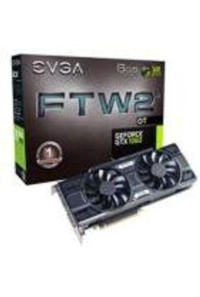 Placa de Video EVGA Geforce GTX 1060 FTW2 DT Gaming 6GB DDR5 192 BITS - 06G-P4-6766-KR