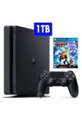 Console PlayStation 4 Slim 1TB com jogo Red Dead Redemption 2 PS4 - Sony
