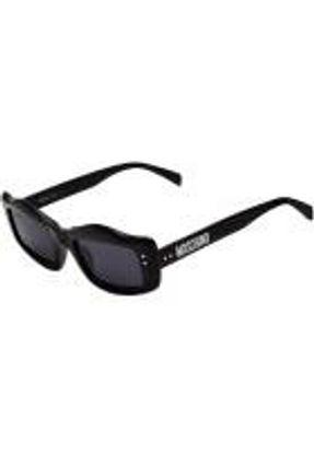 0Moschino Mos029 S - Óculos De Sol 807 Ir Preto Brilho/ Preto