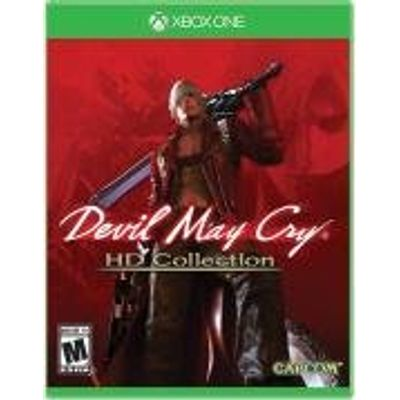 Xbox One - Devil May Cry HD Collection