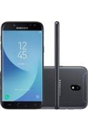 Smartphone Samsung Galaxy J5 Pro Dualchip Android 7.0 5,2 Octacore 1.6ghz 32gb 4g Cam13mp Preto