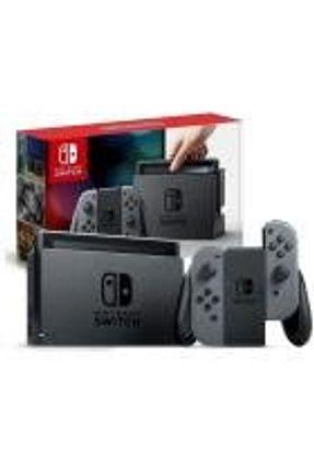 Console Nintendo Switch 32GB com Joy-Con Cinza