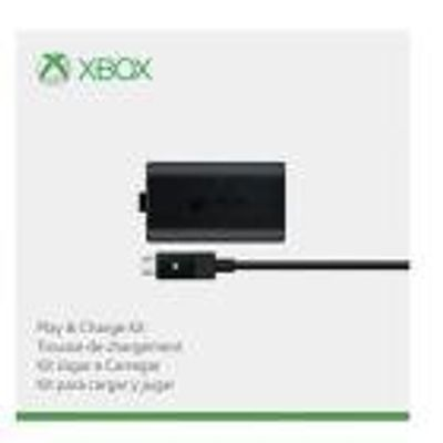 Bateria Para Controle Xbox One Play Charge - Microsoft