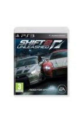 Jogo Shift 2 Unleashed - PS3