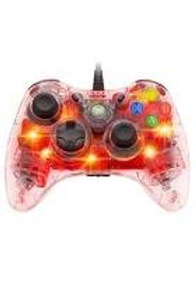 Xbox 360 - Controle com fio Afterglow Vermelho