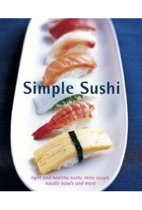 Simple Sushi - Ryland Peters & Small   Hoshan.org