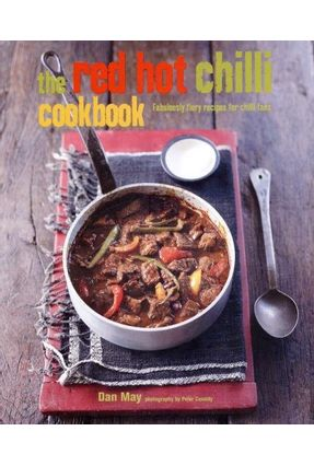 Red Hot Chilli Cookbook - May,Dan pdf epub