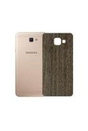 Skin Película Traseira Madeira Escura para Samsung Galaxy J7 Prime - Gorila Shield