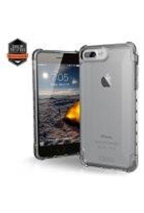 Capa para Iphone 8 Plus 7 Plus 6 Plus UAG Plyo Clear Anti Impacto Proteção Anti Queda Teste Militar