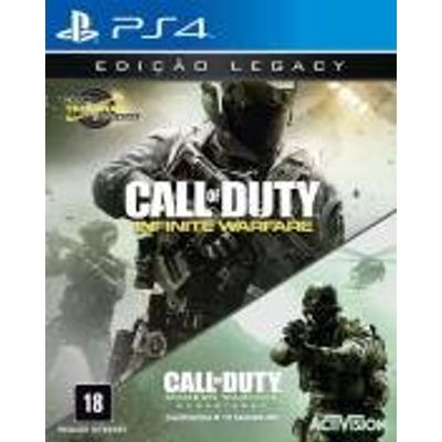 PS4 - Call of Duty Infinite Warfare: Edição Legacy