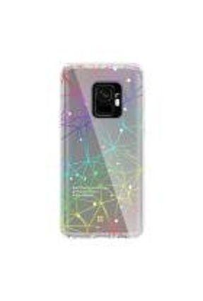 Capa para Galaxy S9 Plus Original Personalizada Grid Clear Casestudi