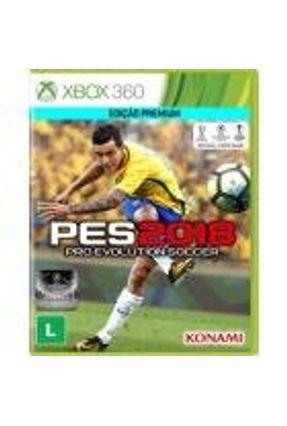 Xbox 360 - Pro Evolution Soccer 2018