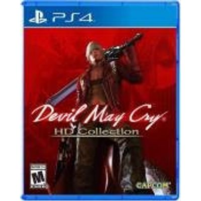 PS4 - Devil May Cry HD Collection