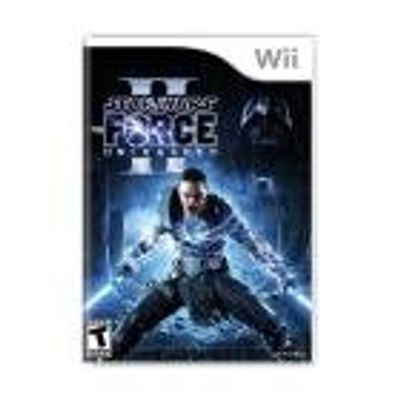 Jogo Star Wars: The Force Unleashed II - Wii