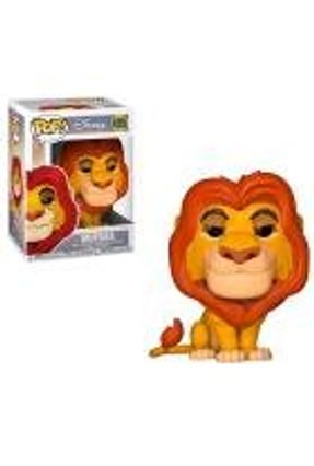 Boneco Funko Pop Disney Lion King 2 Mufasa 495