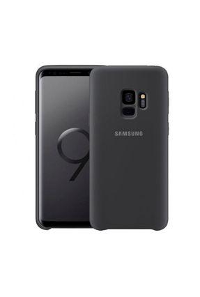 Capa Para Galaxy S9 Plus Anti Impacto Silicone com Pelicula Premium 3D Tela Inteira