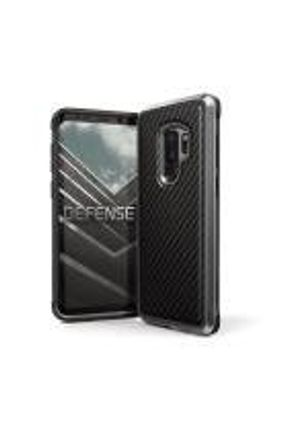 Capa para Galaxy S9 Plus X-Doria  Defense Lux Fibra de Carbono