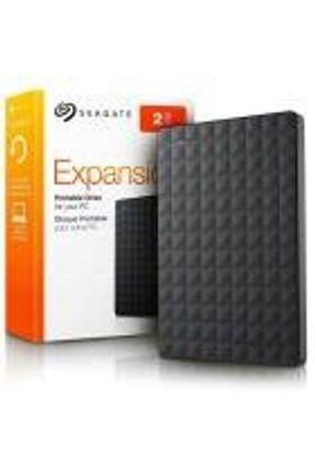 HD Seagate Externo Expansion USB 3.0 2TB Preto STEA2000400