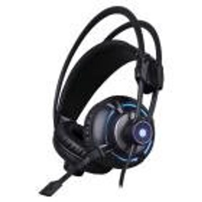 Headset Gamer HP - H300 BLACK - 2.1 - com Vibracao