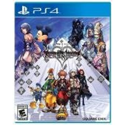 PS4 - Kingdom Hearts HD 2.8