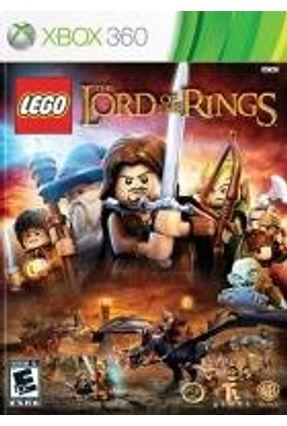 Xbox 360 - Lego Senhor dos Aneis