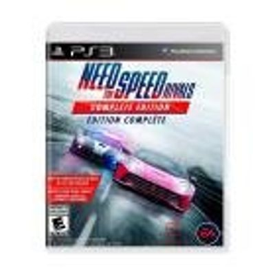 Jogo Need for Speed Rivals (Complete Edition) - PS3
