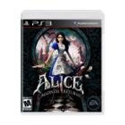 Jogo Alice: Madness Returns - PS3