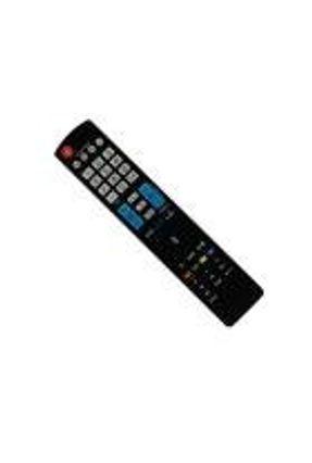 Controle Remoto para Tv Lg Smart 3d Akb73615319 Tecla 3D