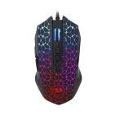 Mouse Gamer Redragon Inquisitor RGB 10000dpi com fio