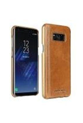 Capa Samsung Galaxy S8 Plus Original Pierre Cardin Couro Genuíno Marrom
