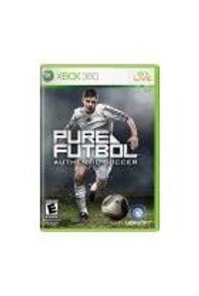 Jogo Pure Futbol: Authentic Soccer - Xbox 360