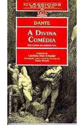 A Divina Comedia - Narrativa - Classicos Bol