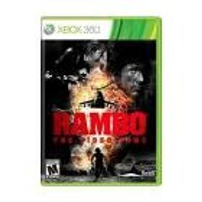 Jogo Rambo: The Video Game (Collector's Edition) - Xbox 360