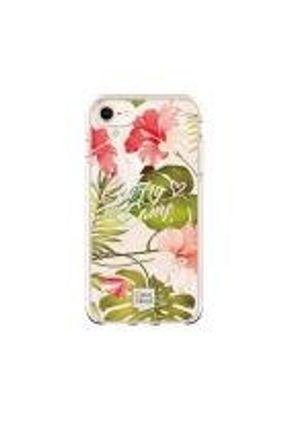 Capa Iphone 8, Iphone 7, Iphone 6s, Iphone 6 CaseStudi Prismat Case - Transparente