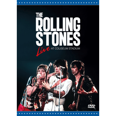 The Rolling Stones - Live At Coliseum Stadium - DVD