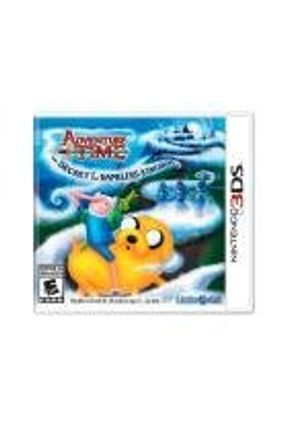 Jogo Adventure Time: The Secret of the Nameless Kingdom - 3DS