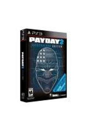 Jogo Payday 2 (Safecracker Edition) - PS3