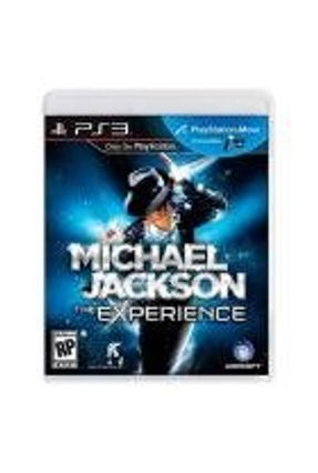 Jogo Michael Jackson: The Experience - PS3