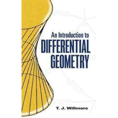 Dover Books On Mathematics - An Introduction To Differential Geometry