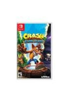 Jogo Crash Bandicoot N. Sane Trilogy - Switch