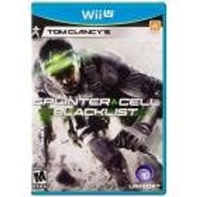 Jogo Tom Clancy's Splinter Cell: Blacklist - Wii U
