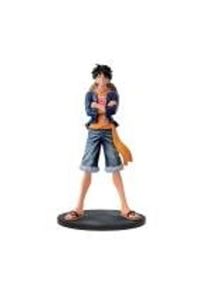 Action Figure Monkey D. Luffy (Jeans Freak Vol. 1) One Piece - Banpresto