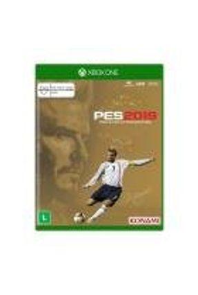 Jogo Pro Evolution Soccer 2019 (Edição David Beckham) - Xbox One
