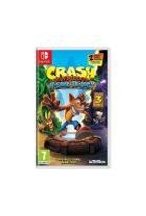 Crash Bandicoot N Sane Trilogia Nintendo Switch