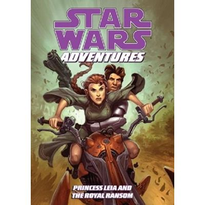 Star Wars Adventures- Princess Leia And The Royal Ransom