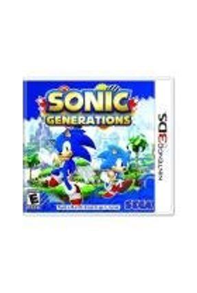 Jogo Sonic Generations - 3DS