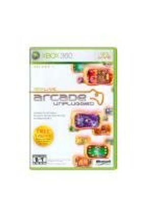 Jogo Xbox Live Arcade Unplugged: Volume 1 - Xbox 360