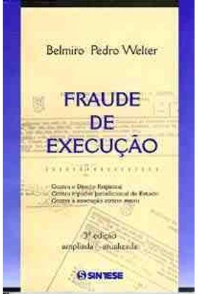 Fraude de Execucao